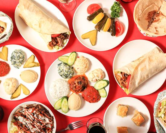 8b8b7b88 3cc5 4003 a467 f224d6d193eb - ランチにトルコ料理を!
