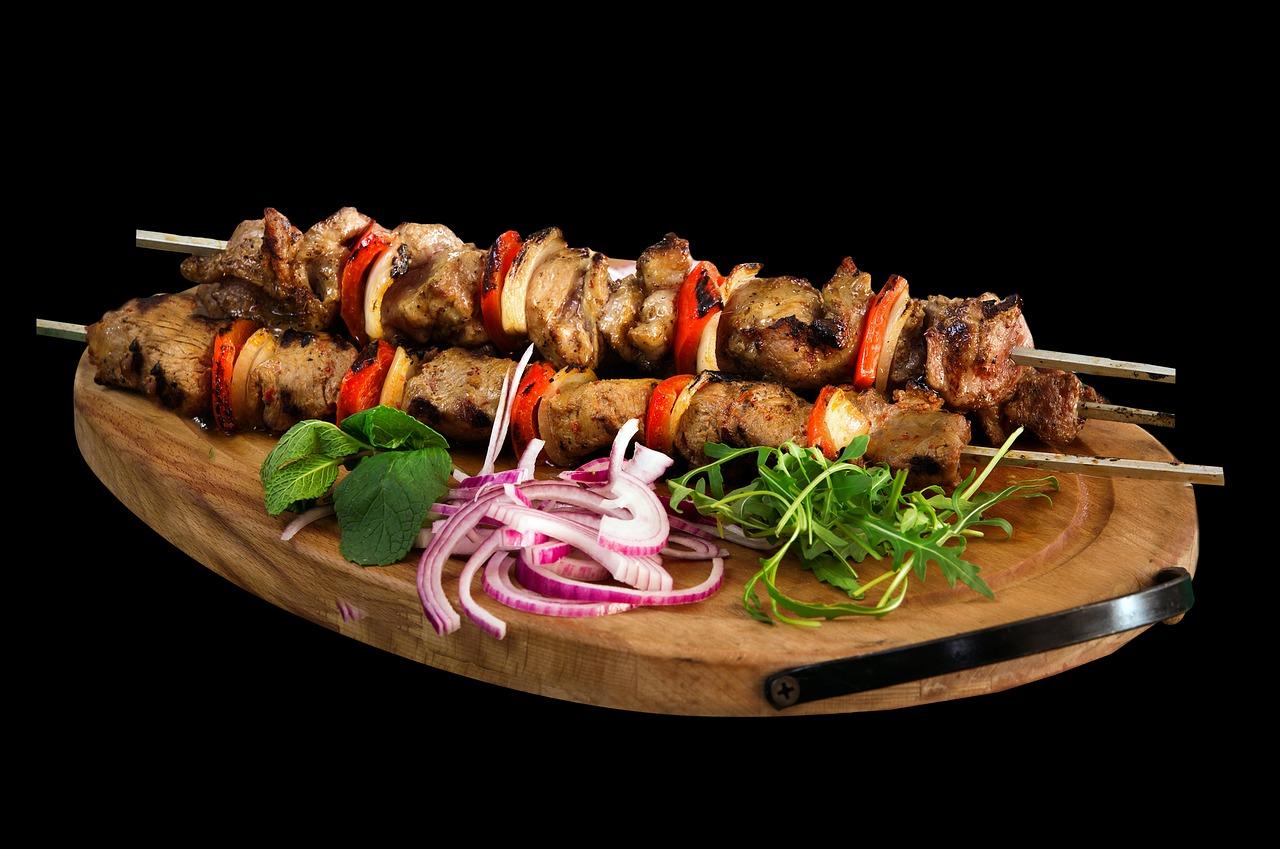 skewer 3370443 1280 - トルコ料理と競馬場